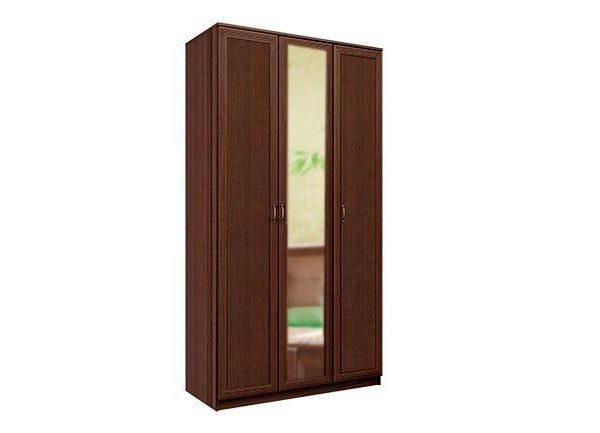 """Шкаф для одежды 06.56 """"Моника"""" (дуб линдберг)"""