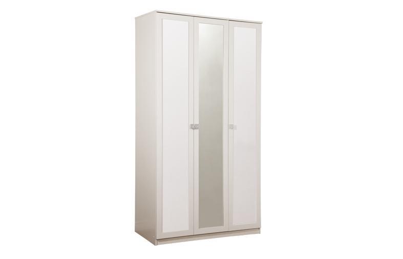 Шкаф для одежды 06.56 (вудлайн кремовый)