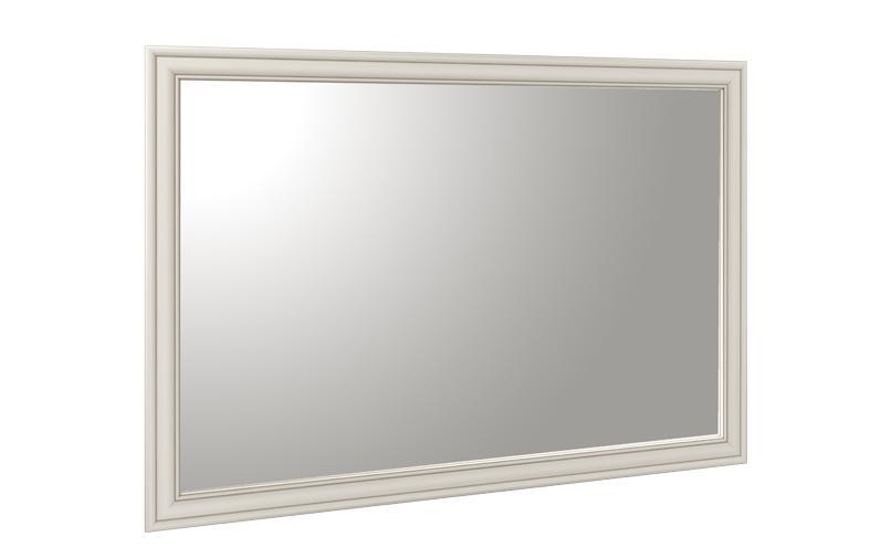 "Зеркало навесное 06.75 ""Габриэлла"" (Вудлайн кремовый/Сандал белый)"
