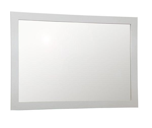 """Зеркало навесное """"Мона"""" (зеркало/профиль Аруша венге)"""